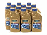RAVENOL J1D2107-12 ATF (Automatic Transmission Fluid) - 5/4 HP 5-Speed 4-Speed ZF Transmissions (1L, Case of 12)