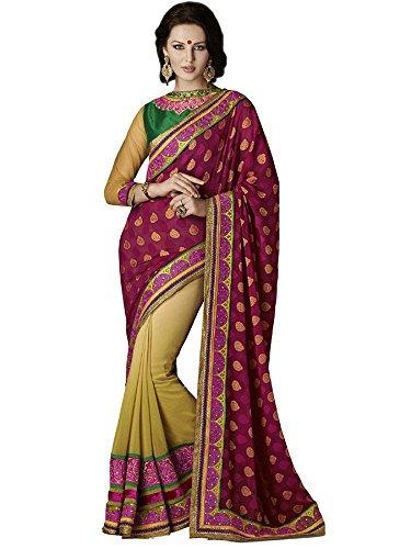 Wear Sarees Jay Party Bollywood Bahubali Saree Style wXqxqTf