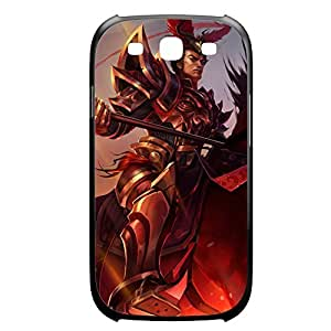 JarvanIV-002 League of Legends LoL Diy For Ipod mini Case Cover Plastic Black