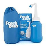 10 Pcs Portable shattaf sprayer Travel bidet Handheld Bidet Bottle for Personal Hygiene Fresh Buzz 650ml