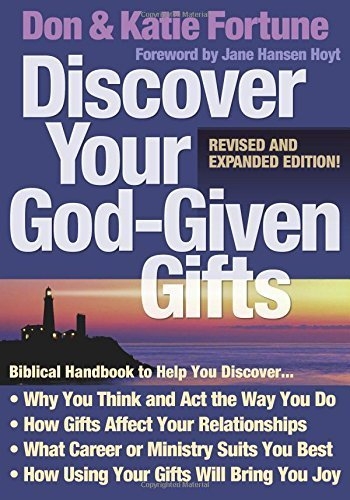 God Given Gifts (Discover Your God-Given Gifts Paperback – November 1, 2009)