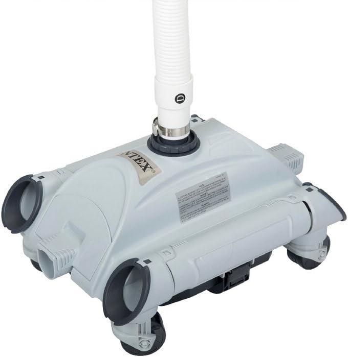 Intex - Robot mod. 28001 - Limpieza del fondo de la piscina ...