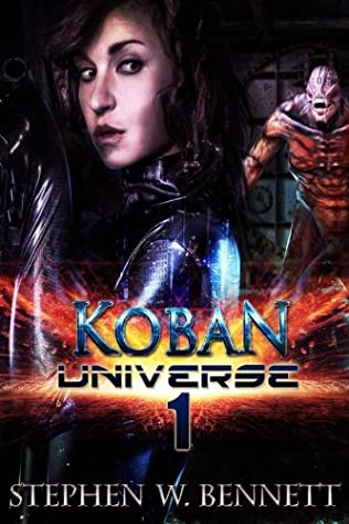 book cover of Koban Universe 1