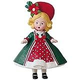 Hallmark Keepsake 2017 Madame Alexander Victorian Yuletide Christmas Ornament