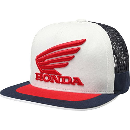 d2ab7436a0a Fox Racing Honda Snapback Hat-Navy White