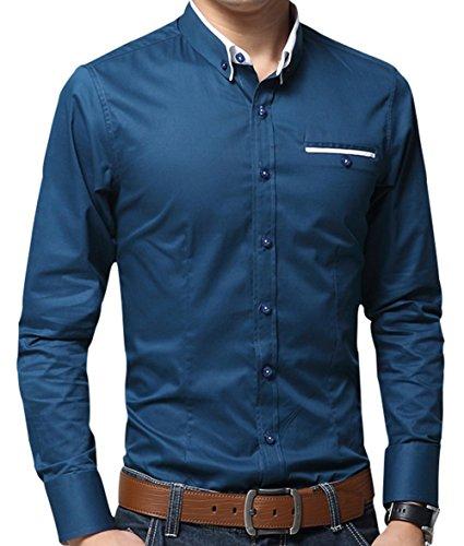 formal camo dress shirts - 3