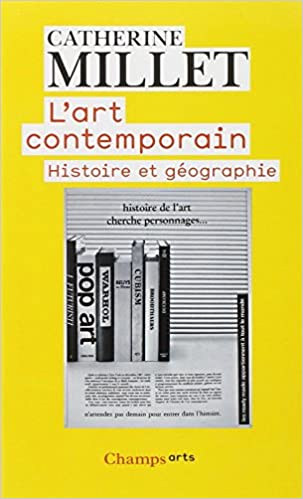 Amazon Fr L Art Contemporain Histoire Et Geographie