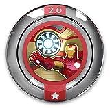disney marvel disc - Disney INFINITY: Marvel Super Heroes (2.0 Edition) Power Disc - Stark Arc Reactor