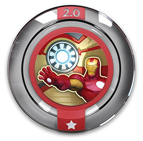 Disney INFINITY: Marvel Super Heroes (2.0 Edition) Power Disc - Stark Arc -