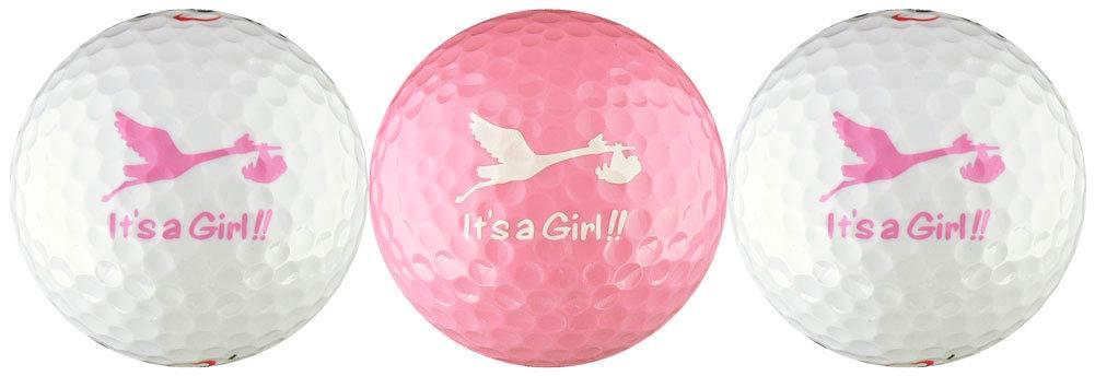 EnjoyLife Inc It s a Girl Variety Golf Ball Gift Set