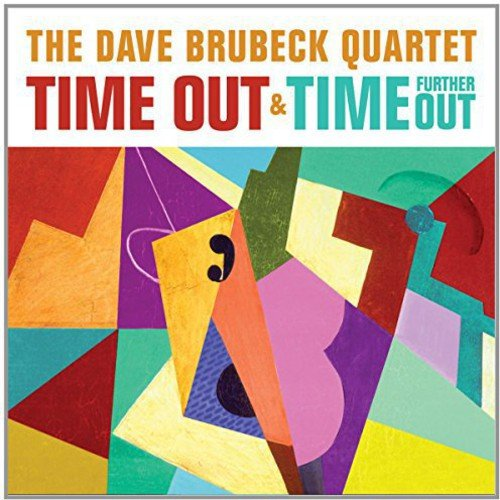 Time Out / Time Further Out (2LP Gatefold 180g Vinyl) - Dave Brubeck by VINYL