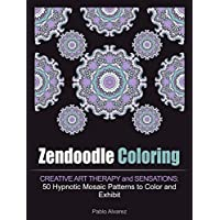 Zendoodle Coloring Kindle eBook