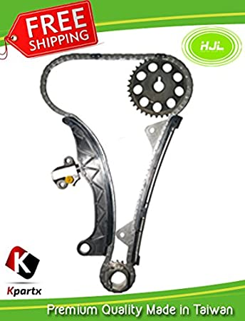 Replacement Timing Chain Kit Fits for TOYOTA 1KR-FE YARIS AYGO ,PEUGEOT 107 ,Citroen C1, Daihatsu BOON 1.0L 2005- with Gears