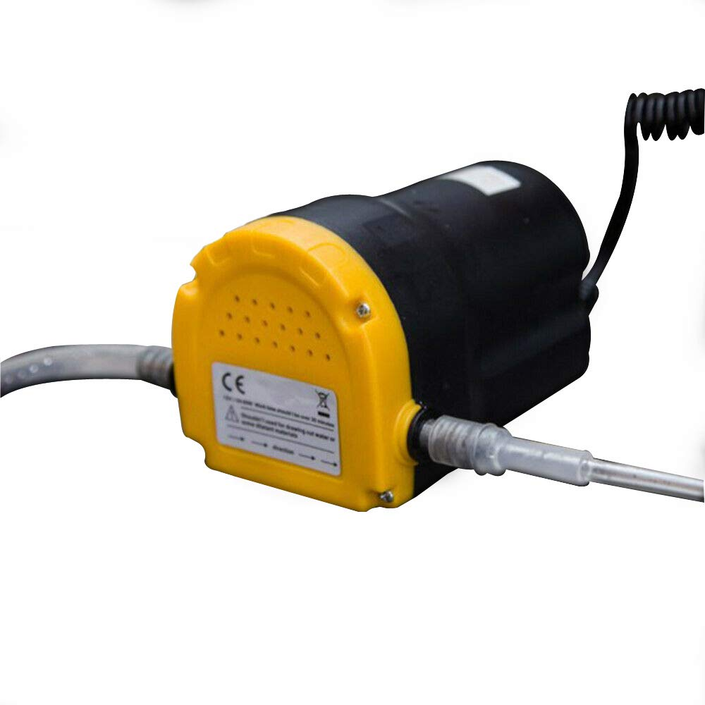 Oil Extractor Pump 60W Oil Transfer Oil Change Suction Pump Workshop Equipment