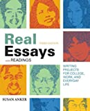 Real Essays with Readings 9780312475741