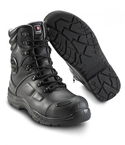 Chaussures de sécurité modèle cool brynje with, protection zip eN iSO 20345 s3 sRC
