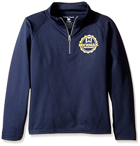 Youth Large NCAA by Outerstuff NCAA Penn State Nittany Lions Youth Boys First Line Dri-Tek Short Sleeve Tee Navy 14-16
