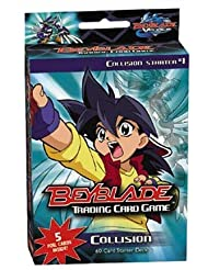 Beyblade Trading Card Game Collision Starter #1
