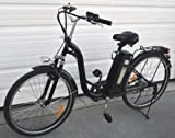 "Watseka XP Sport-Electric Bicycle-26""-6 speed-Adult/Young Adult-Black"