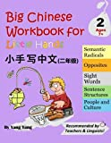 img - for Big Chinese Workbook for Little Hands, Level 2 (Volume 3) book / textbook / text book
