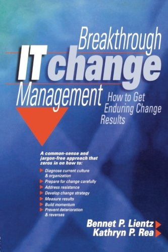 Breakthrough IT Change Management by Brand: Routledge