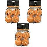 (3 Pack) Hyper Pet Blaze Orange Replacement Balls, 4 Balls each