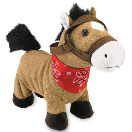 Musical Toy Horse - Gallop - Musical Horse by Cuddle Barn