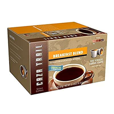 Caza Trail Single Serve Cup for Keurig K-Cup Brewers