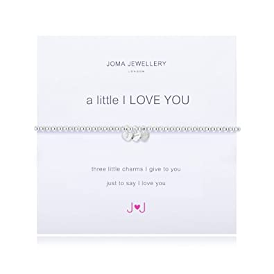 Joma Jewellery a little Love You To The Moon And Back bracelet yLO8Gp0D