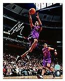 Signed Tracy McGrady Photograph - Fast Break 8x10 - Autographed NBA Photos