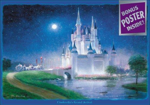 Disney Fine Art Puzzle Cinderella's Grand Arrival (Puzzles Cinderella Castle)
