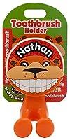 "John Hinde My Name ""Nathan"" Toothbrush Holders"
