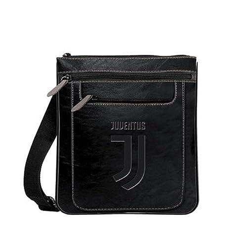 Enzo Castellano Borsello Uomo Juventus Tracolla Ufficiale Juve JJ PS 10168   Amazon.it  Scarpe e borse 3502e8cd7ef