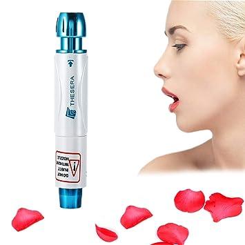 Profesional nebulizador no invasivo jeringa de ácido hialurónico eliminación de pigmento de arrugas Meso Pen para rejuvenecimiento blanqueamiento de ...