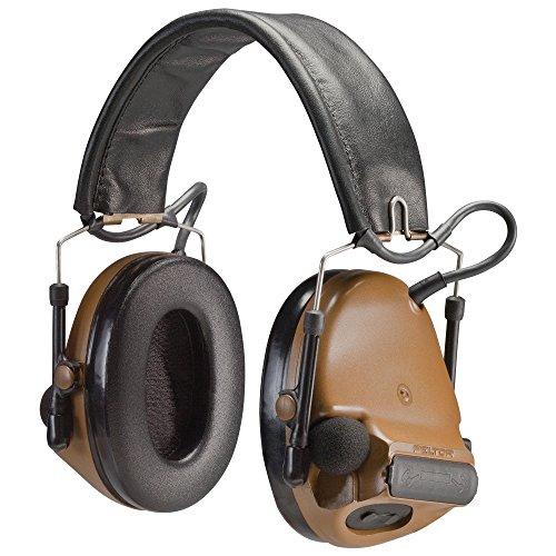(3M Comtac Earmuff, Coyote Brown)