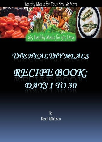 365 healthy meals for 365 days the healthy meals recipe book days