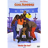 Cool Runnings DVD by Walt Disney