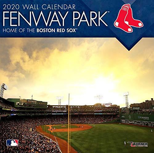 Boston Red Sox Fenway Park 2020 Calendar