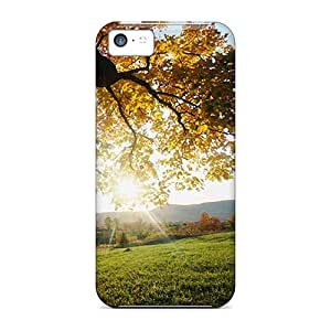New Premium TerryMacPhail Good Morning Skin Cases Covers Excellent Fitted For Iphone 5c