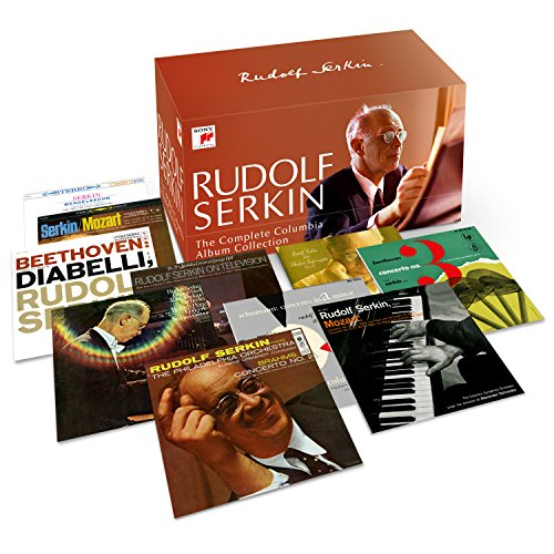 Price comparison product image Rudolf Serkin: The Complete Columbia Album Collection [Box Set]