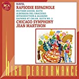 Ravel: Rapsodie Espagnole / Mother Goose / Alborada Del Gracioso / Daphnis et Chloe, Suite No. 2
