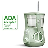 Waterpik Water Flosser Electric Dental Countertop Oral Irrigator for Teeth - Aquarius Professional, WP-668 Mint Green