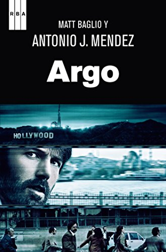 argo novela policaca spanish edition