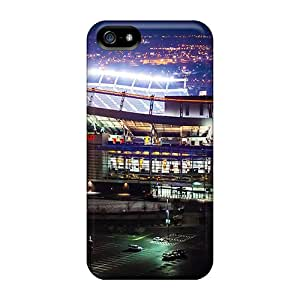 Protector Cell-phone Hard Cover For Iphone 5/5s (lon11501bvyr) Customized Trendy Denver Broncos Skin