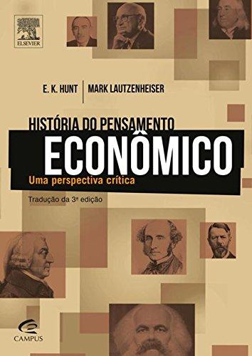 História pensamento econômico perspectiva crítica ebook