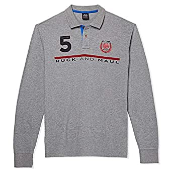 Ruck and Maul Sweatshirts For Men XXL, Grey