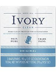 Ivory Original Bath Bar, 3ct