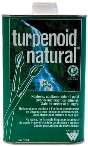(Brand New Natural Turpenoid-32oz Brand New)
