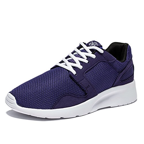 WOTTE Women's Lightweight Casual Running Shoes Fashion Breathable Outdoor Exercise Athletic Sneakers