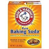 Arm & Hammer Baking Soda 454 g (Pack of 4)